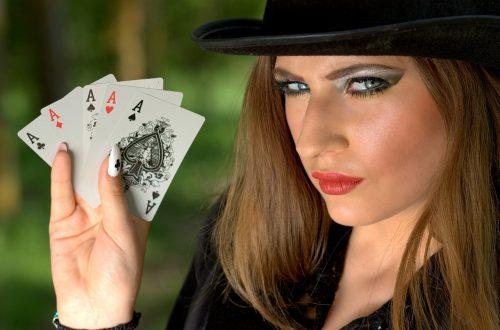 Перед игрой в покер на реальные деньги