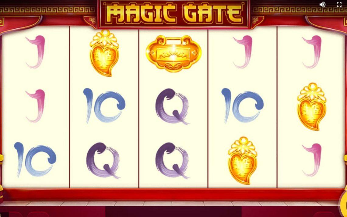 Обзор слота Magic Gate