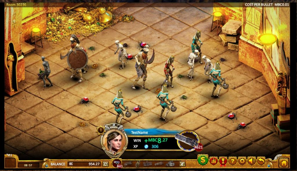 Слот Max Quest: Wrath of Ra